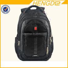 Top grade branded laptop backpack bag with pocket