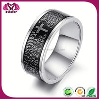 New Coming Products Fashion Design Ring Settings Without Stones For Men