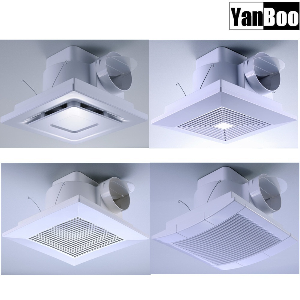 300x300 kitchen bathroom ceiling exhaust fans ce certified