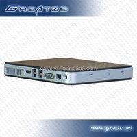 ZC-H550 NVIDIA 1080P Mini Computer,Atom D2550 Dual Core Mini PC support VGA/HDMI Dual display