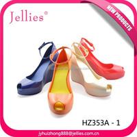 2015 fashion lady sandals ladies fancy woman shoes