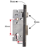 Door lock body safe and high quality F1332-40A
