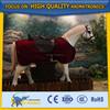 Cetnology Amusement Park Rides Lifesize Fiberglass Horse Models