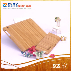 Natural handmade case for pad wooden case