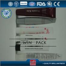 plastic hose manufacturer, thin plastic tube,eye cream lip gloss cosmetic tube