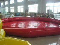 Pool Type inflatable swimming pool, inflatable pool toys
