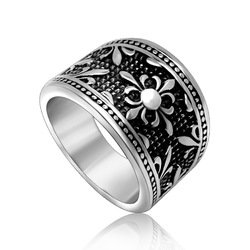 Men's Rings personalized fashion models in Europe and America Fashionable Jewelry Ring Jewelry SA376 big yards