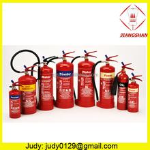 empty fire extinguisher