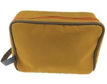 Fashion classic neutral travel cosmetic bag