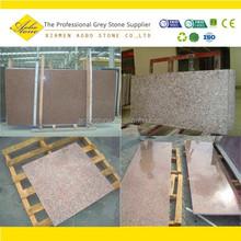 Polished Marple Red Granite Stone Shaped ,G562 Granite Slab Factory Owner