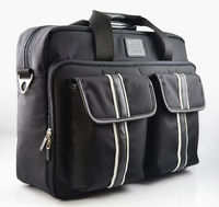 Croco 2013 new design 16 inch Nylong canvas laptop bags with shoulder strap