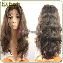 2013 Alibabas Wigs 100% Brazilian Full Lace Human Hair Wigs Sunny May