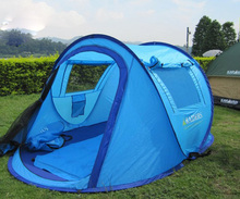 Absolute Factory Cheapest Price Automatic Pop Up Tent For Christmas Promotion