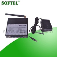 <Softel>FTTH 4 FE ONU with 4 10/100 BASE-T Port and WIFI for PON Network