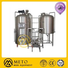 Automatic Micro Beer Brewing Equipment With Turnkey Project