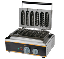 Commercial muffin waffle maker corn hot dog machine,french hot dog making machines for sale HJ-CM