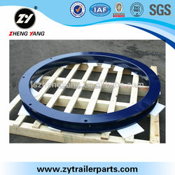 Antirust Painting Double Ball 1100mm High Quality Trailer Turntable