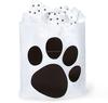 Square Bottom Plastic Soft Loop Handle Shopping Promotional Bag