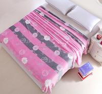 well design antistatic flannel blanket caroset blanket