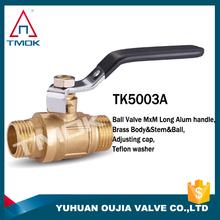 euro brass ball valve equal shape brass ball valv electroplating brass ball valve