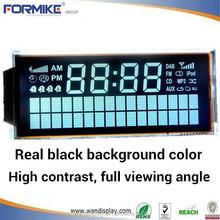 BTN VA real black LCD display Rosh Compliant