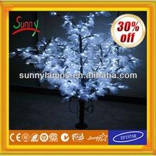 2014-alta simulación árbol llevó la luz de pino con el CE ROHS GS BS UL SAA