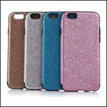 Fancy gold dust pattern cover for iphone6, for iphone6 tpu mobile phone case