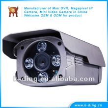 1.3 Megapíxeles CMOS cámara exterior de la cámara IP con compresión H.264