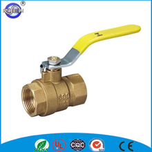 China whole sale stock forged cw617n valve dn 20 brass ball valve