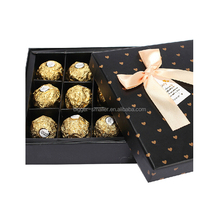 Biscuit Additional Ingredient and box Packaging Torku Chocolate no 1 customized logo printing luxury packing boxes