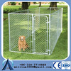 China wholesale Large outdoor dog cages, welded wire dog kennel, chain link dog kennel