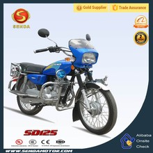 125CC New Style Cheap Best-selling Street Bike SD125