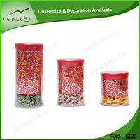 Alibaba china supplier drinking glass storage