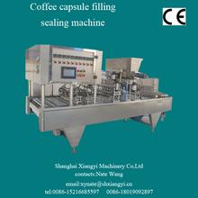 delonghi coffee capsule filling sealing machine
