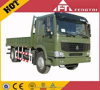 2015 High Quality HOWO 4x2 small cargo trucks