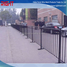 Wrought Iron Temporary Fence Accessories, Wire Mesh Fence