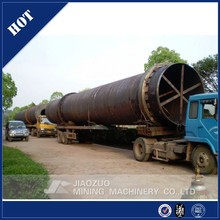 2015 new energy saving cement /active lime /active carbon rotary kiln with CE ISO SGS certification