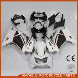 Cheap and high quality for kawasaki ninja 250r 2008-2012 black carbon fairing