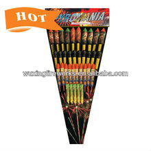 Assorted Rockets Pack fireworks factory