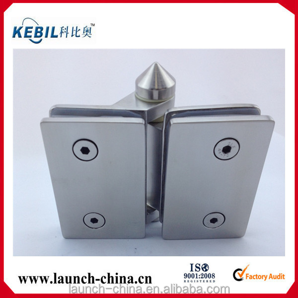 Spring Loaded Hinge Glass To By Casting 316 Stainless Steel
