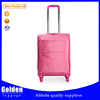 quality guranteed design trolley case 4 wheels travel suitcase manufacturer stable luggage case