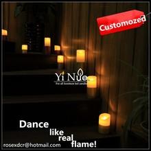 Flameless LED candle light wedding decoration,decoration candelabra centerpieces wedding