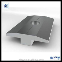 anodized aluminum Photovoltaic (pv) solar panel assembly parts