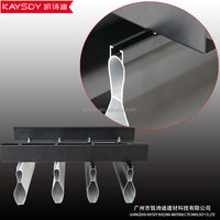 patented product /low price wholesale bowling like aluminum ceiling tile