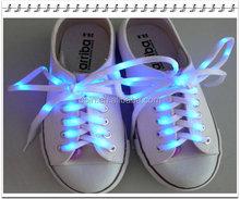 Party Decorations Colorful LED flashing shoelaces light up led shoelace wholesale