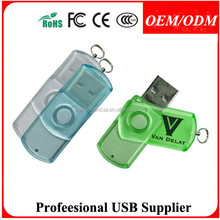 Free sample , Swivel Diamond USB flash drive, fashion jewelry USB flash drive