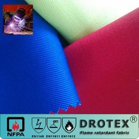 ARCSAFE UL certificate FR Arc Flash protective Fabric for welding