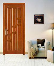กันน้ำกันเสียงภายนอกรายการรับประทานอาหารประตู, คอมโพสิตประตูไม้ที่เป็นของแข็ง