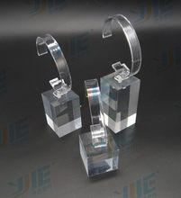 Designer promotional acrylic magnet watch display