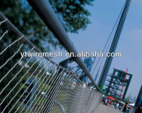 Road Barrier Steel Cable Mesh Netting